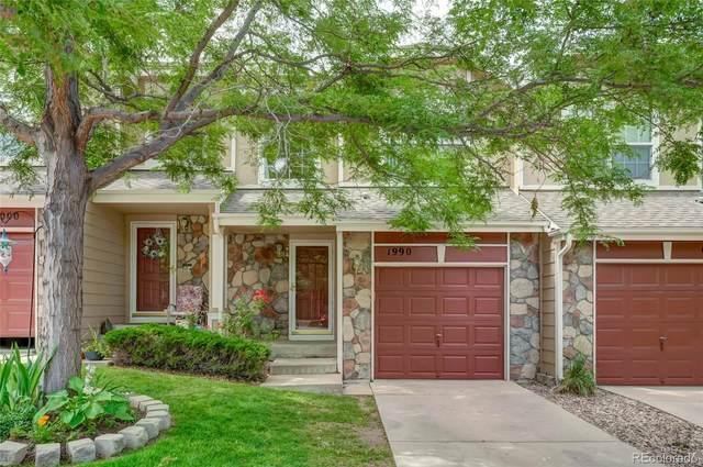 1990 E 103rd Avenue, Thornton, CO 80229 (#6815588) :: Mile High Luxury Real Estate