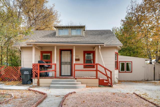 154 S Quitman Street, Denver, CO 80219 (#6815791) :: The DeGrood Team