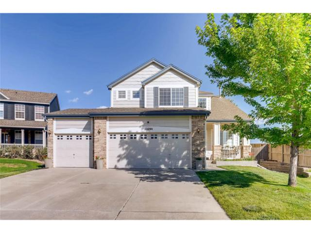 11690 Crow Hill Drive, Parker, CO 80134 (MLS #6815862) :: 8z Real Estate
