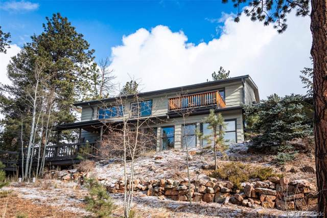 34481 Jensen Road, Pine, CO 80470 (#6816716) :: Berkshire Hathaway Elevated Living Real Estate