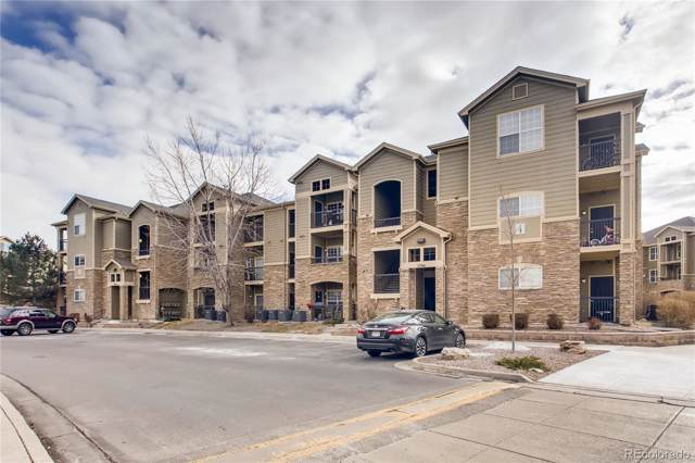 17346 Nature Walk Trail #302, Parker, CO 80134 (#6816977) :: The DeGrood Team