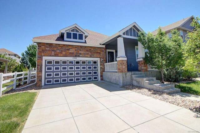 1392 S Duquesne Circle, Aurora, CO 80018 (#6817037) :: Structure CO Group