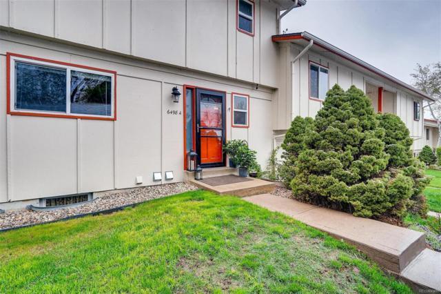 6498 W 80th Drive A, Arvada, CO 80003 (#6817254) :: House Hunters Colorado