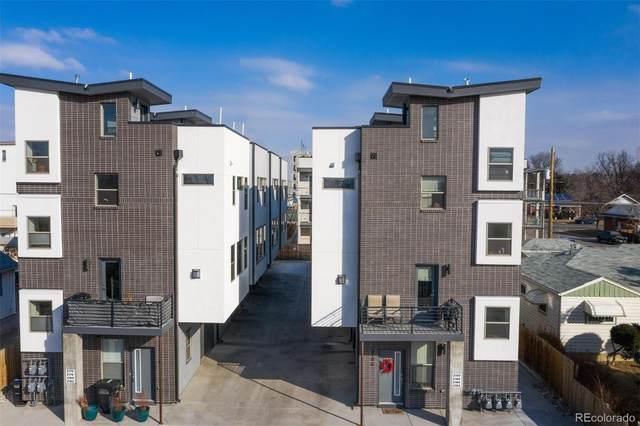 2188 S Birch Street, Denver, CO 80222 (MLS #6817522) :: 8z Real Estate