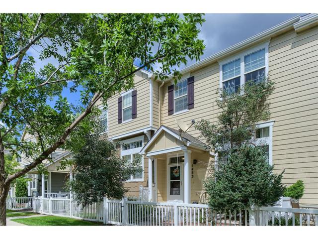 1483 Bergen Rock Street, Castle Rock, CO 80109 (MLS #6817600) :: 8z Real Estate