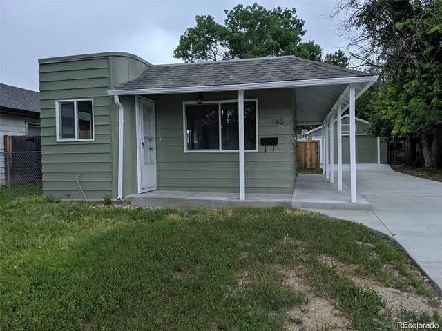 145 N Quitman Street, Denver, CO 80219 (#6817720) :: The HomeSmiths Team - Keller Williams