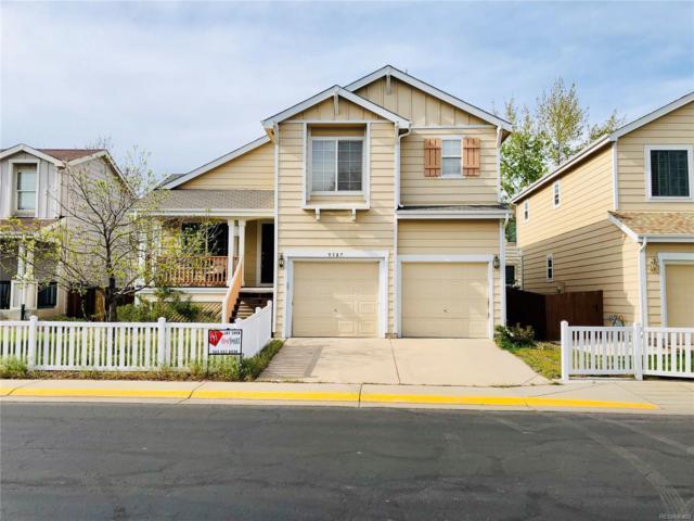 9387 E Alabama Place, Denver, CO 80247 (MLS #6817959) :: 8z Real Estate