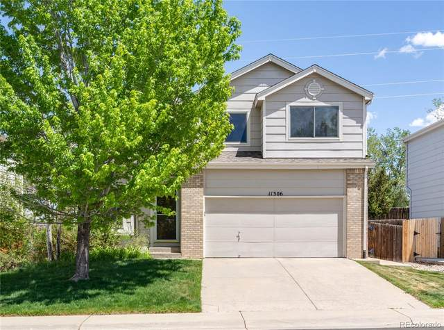 11306 Rodeo Circle, Parker, CO 80138 (#6818222) :: The Heyl Group at Keller Williams