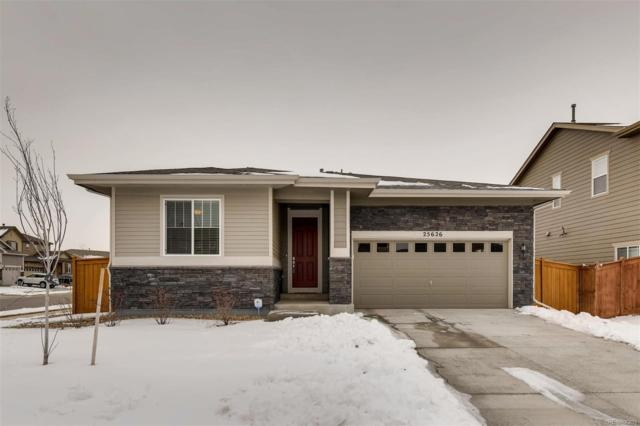 25626 E Maple Avenue, Aurora, CO 80018 (#6818240) :: The Griffith Home Team
