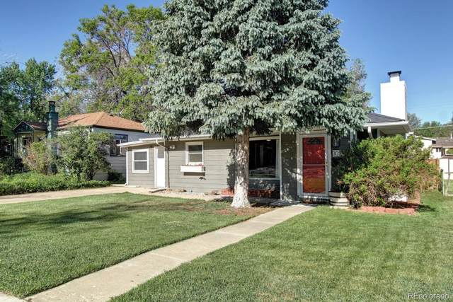 3025 S Corona Street, Englewood, CO 80113 (#6818310) :: Compass Colorado Realty
