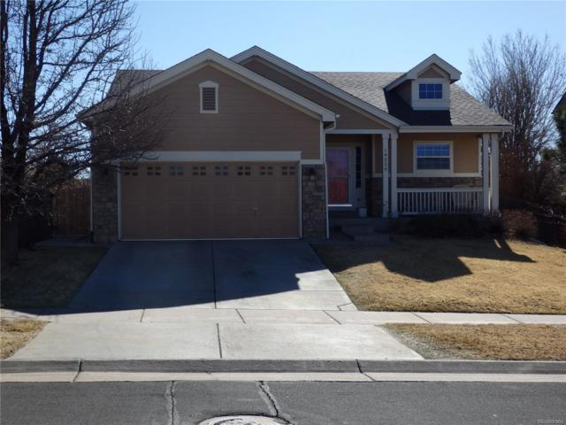 19229 E Dickenson Drive, Aurora, CO 80013 (MLS #6818408) :: 8z Real Estate