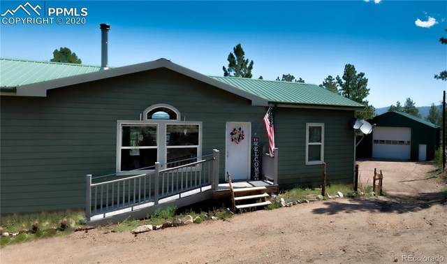364 Little Horn Drive, Westcliffe, CO 81252 (#6818458) :: The DeGrood Team