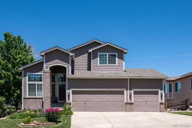 1019 Whispering Oak Drive, Castle Rock, CO 80104 (#6818700) :: HomeSmart