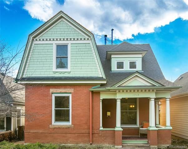 1718 Mapleton Avenue, Boulder, CO 80304 (MLS #6818819) :: 8z Real Estate