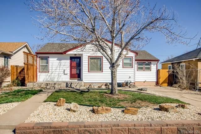 2771 W Bayaud Avenue, Denver, CO 80219 (MLS #6818866) :: 8z Real Estate