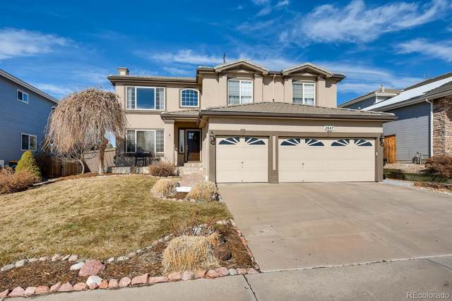 2647 Bitterroot Place, Highlands Ranch, CO 80129 (#6818896) :: The HomeSmiths Team - Keller Williams