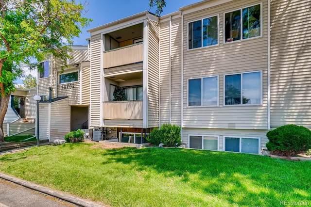10702 E Exposition Avenue #202, Aurora, CO 80012 (MLS #6819340) :: Find Colorado