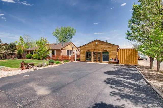 13518 County Road 1, Longmont, CO 80504 (#6819357) :: The Galo Garrido Group