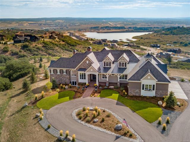 3805 Mesa Top Drive, Monument, CO 80132 (#6819434) :: The Heyl Group at Keller Williams
