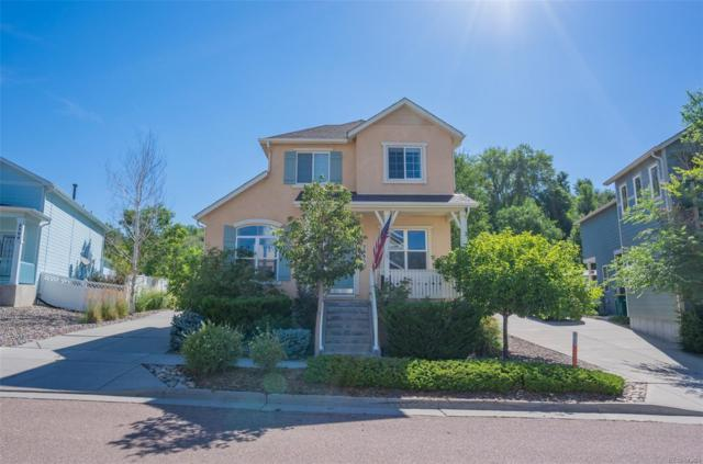 2385 St Claire Drive, Colorado Springs, CO 80910 (MLS #6819628) :: 8z Real Estate
