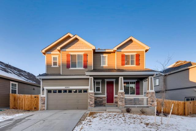 16343 E 100th Way, Commerce City, CO 80022 (MLS #6819975) :: 8z Real Estate