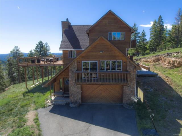 45 Forest Drive, Evergreen, CO 80439 (MLS #6819998) :: 8z Real Estate