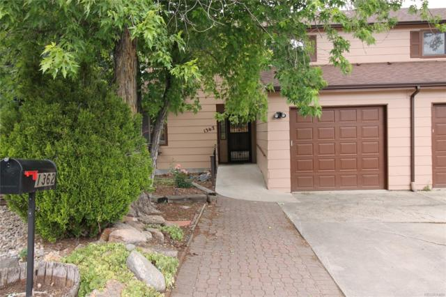 1362 Vivian Street, Golden, CO 80401 (#6820171) :: The HomeSmiths Team - Keller Williams