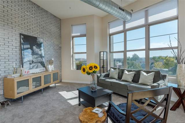 7700 E 29th Avenue #407, Denver, CO 80238 (#6820454) :: The Heyl Group at Keller Williams