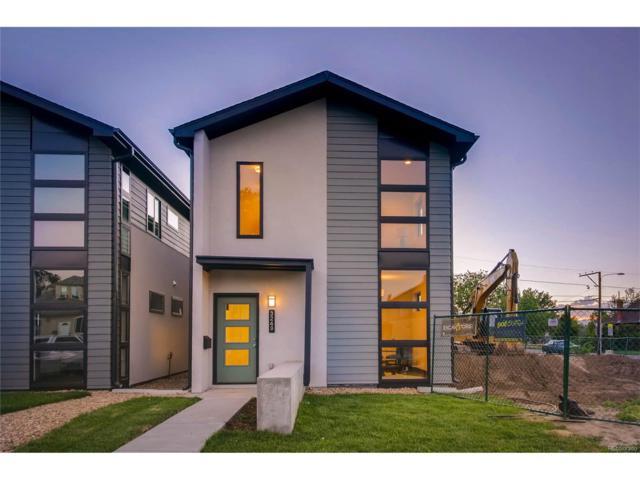 3247 Gilpin Street, Denver, CO 80205 (MLS #6820748) :: 8z Real Estate