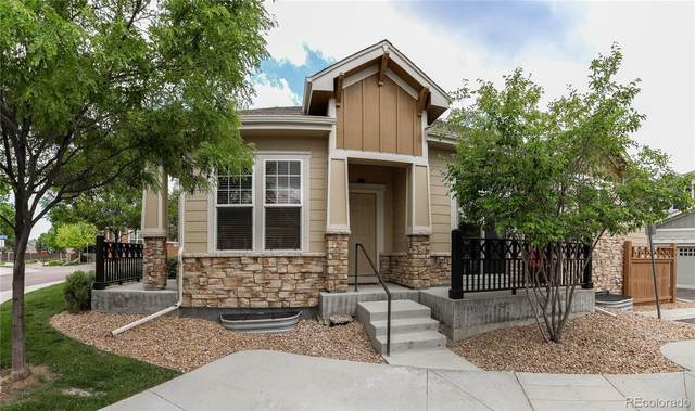 3751 W 136th Avenue H1, Broomfield, CO 80023 (#6820856) :: The Healey Group