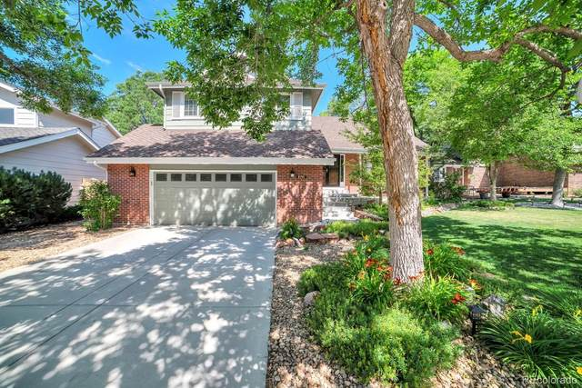8741 S Elk Street, Highlands Ranch, CO 80126 (MLS #6820993) :: 8z Real Estate