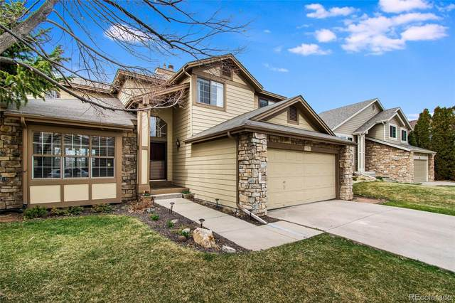 7161 Townsend Drive, Highlands Ranch, CO 80130 (#6821006) :: The Griffith Home Team