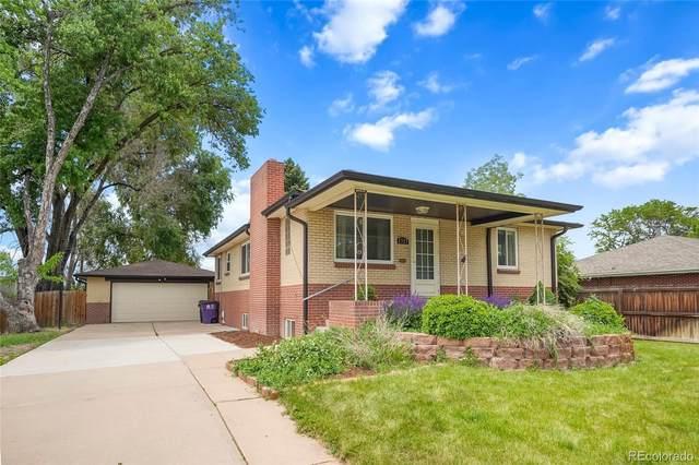 1717 S Clayton Street, Denver, CO 80210 (MLS #6821044) :: Find Colorado