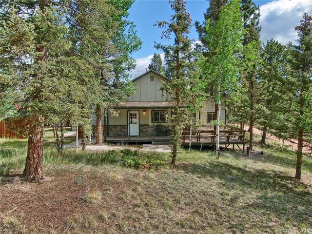 107 Mt Powderhorn Lane, Florissant, CO 80816 (MLS #6821058) :: 8z Real Estate