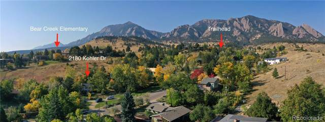 2180 Kohler Drive, Boulder, CO 80305 (MLS #6821324) :: 8z Real Estate