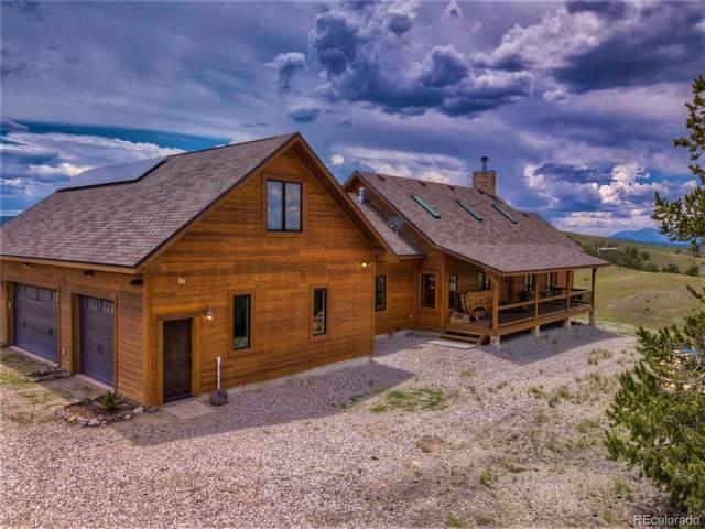 5500 Uxta Trail, Hartsel, CO 80449 (#6821515) :: Venterra Real Estate LLC