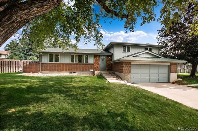 4794 E Geddes Court, Centennial, CO 80122 (MLS #6821721) :: 8z Real Estate