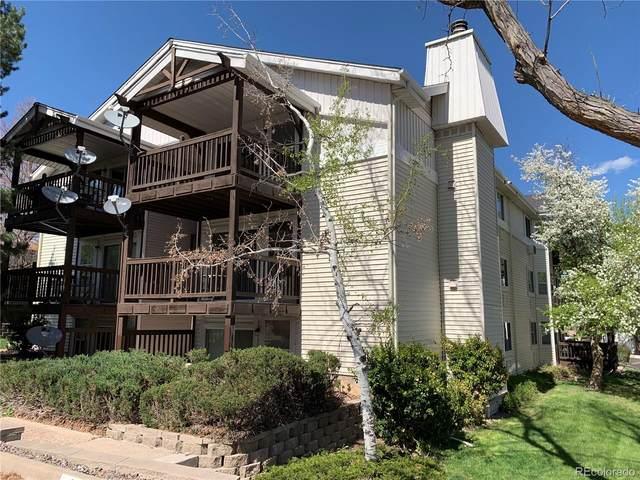 17321 E Mansfield Avenue 232R, Aurora, CO 80013 (#6822405) :: Kimberly Austin Properties