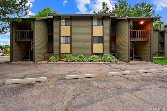 925 Columbia Road #411, Fort Collins, CO 80525 (MLS #6822481) :: Stephanie Kolesar