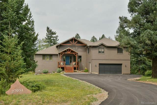 27051 Hilltop Road, Evergreen, CO 80439 (#6822695) :: You 1st Realty