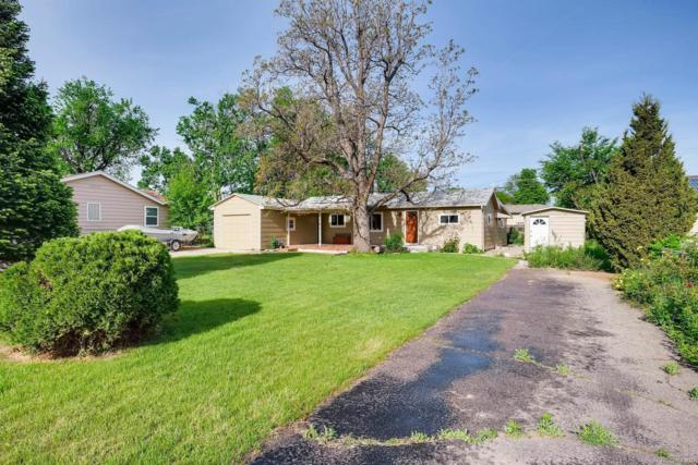 4825 S Fox Street, Englewood, CO 80110 (#6822892) :: Structure CO Group