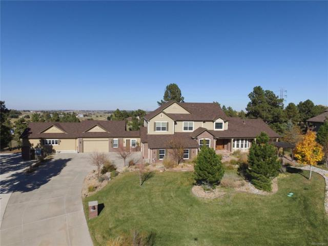 11915 Bellcross Way, Parker, CO 80138 (#6823172) :: Thrive Real Estate Group