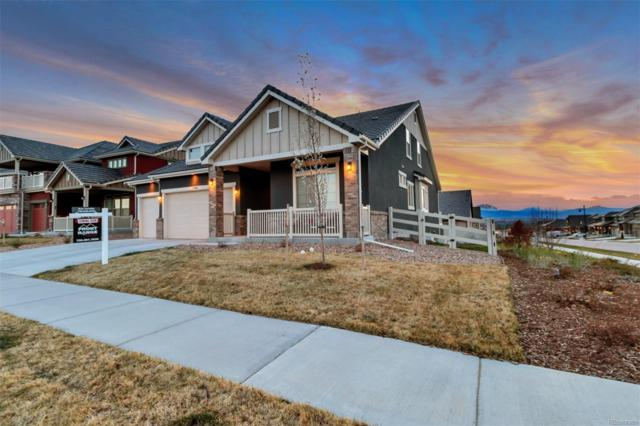 192 Highlands Circle, Erie, CO 80516 (#6823427) :: The Griffith Home Team