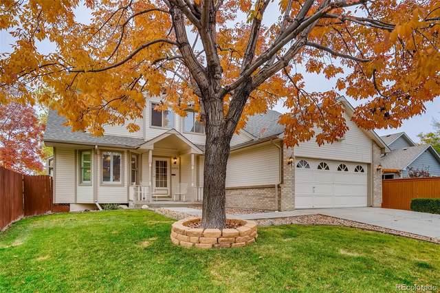 5470 S Vivian Street, Littleton, CO 80127 (#6823641) :: Peak Properties Group