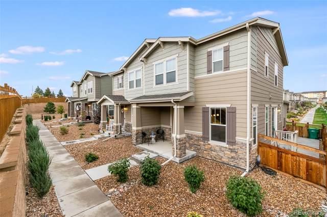 21739 E Quincy Circle, Aurora, CO 80015 (#6823828) :: Compass Colorado Realty