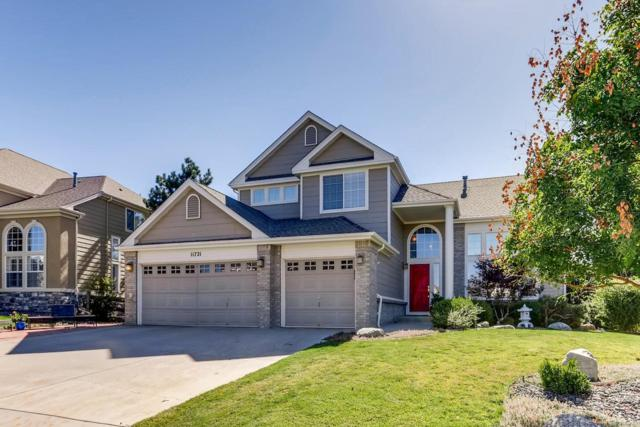 11721 Riverdale Drive, Parker, CO 80138 (#6824062) :: The HomeSmiths Team - Keller Williams