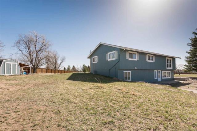 468 N Ridge Road, Castle Rock, CO 80104 (#6824554) :: The Peak Properties Group