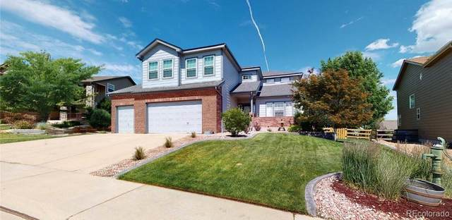 21805 Mount Elbert Place, Parker, CO 80138 (#6824948) :: The DeGrood Team