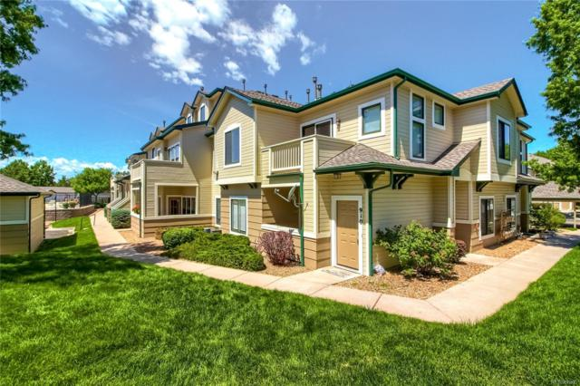 8707 E Florida Avenue #910, Denver, CO 80247 (#6825748) :: James Crocker Team
