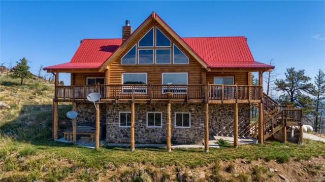 1234 Saddle Ridge Road, Bellvue, CO 80512 (#6826061) :: My Home Team